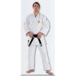 Judogi HIKU Shiai, white IJF approved