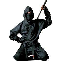 Hayashi Ninja Kendo Uniform black