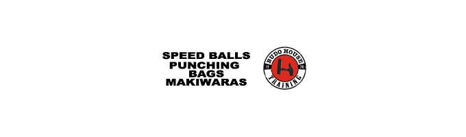 Speed Balls,Punching Bags and Makiwara