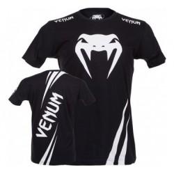 """Venum """"Challenger"""" T-Shirt - Zwart/Ijs"""