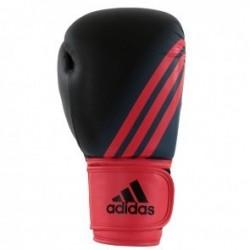 Adidas Speed 100 (Kick)Gants de Boxe  Noir/Rouge Women's Edition