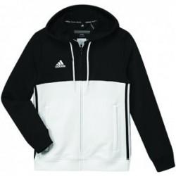 Adidas T16 Team Hoodie Zwart/Wit Youth