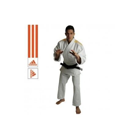 Adidas Judopak J690 Quest Blanc/Orange