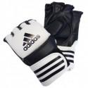 Adidas MMA Competition Gloves Noir / Blanc Moyen