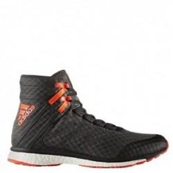 Chaussures de boxe Adidas Speedex 16.1 Boost Black / Grey