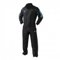 Pantalon de training adidas Team Track Noir / Bleu