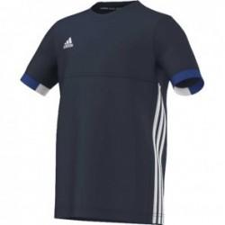 T-shirt adidas T16 Team Homme Bleu