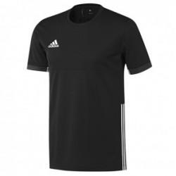 T-shirt adidas T16 Team Homme Noir