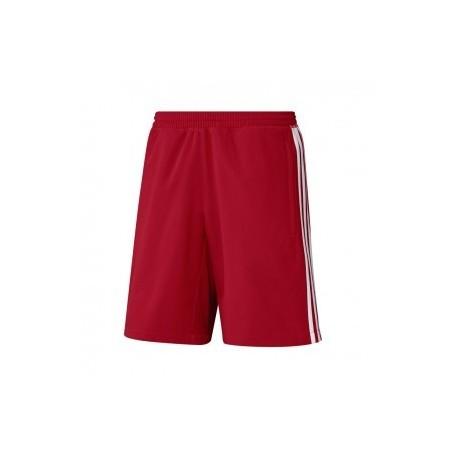 adidas T16 Team Short Men Rood/Wit
