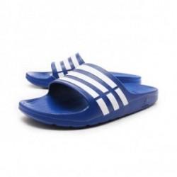 adidas Chaussons Duramo Slide Blue