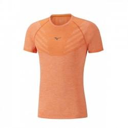 T-shirt Tubular Helix Orange