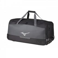 Koffer Met Wieltjes Zwart en Grijs