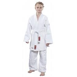 Judogi Hayashi Kirin Blanc