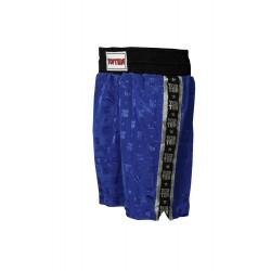 Short Top Ten Stripe Bleu