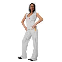 Pantalons De Survêtement Pour Les Femmes Blanches