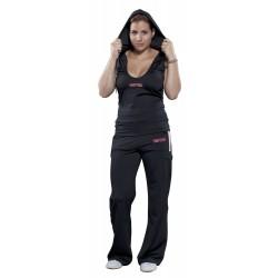 Fitness pants TOP TEN for women, black