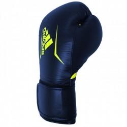 Adidas Speed 175 kick bokshandschoenen blauw / geel