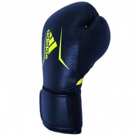 Adidas Speed 175 Kick Boxing Gants Bleu / Jaune