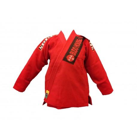 Brazilian Jiu-Jitsu Uniform Red