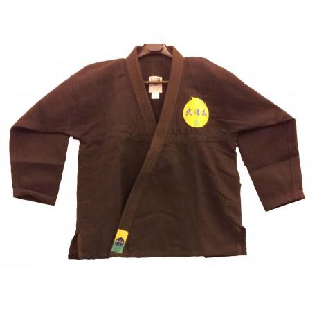 Brazilian Jiu-Jitsu Uniform Black