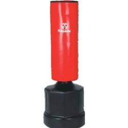 Freestanding Bag HAYASHI red 100 cm