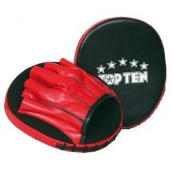 Handpratzen Speed - Schwarz-rot Noir Rouge