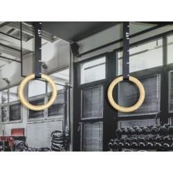 Wood Rings Set