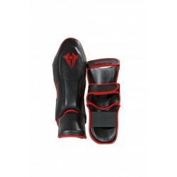 Protège tibia et cous-d-pied contender CE Kwon