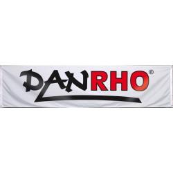 Bannière Danrho promotion 300 x 80 cm