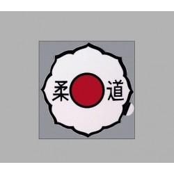 Autocollants PVC Kodokan-Judo Danrho