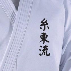 Broderie Shito Ryu, noir Danrho