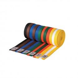 Belts, bi-coloured