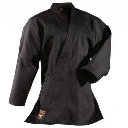 Karate Suit Asia-Shiro noir Danrho